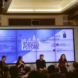 Videos from 'Imagine the Urban Future' conference in Brussels