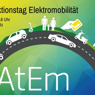 E-Mobility Action Day 2018 in Stuttgart